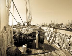 charles w morgan mystic whaling ship