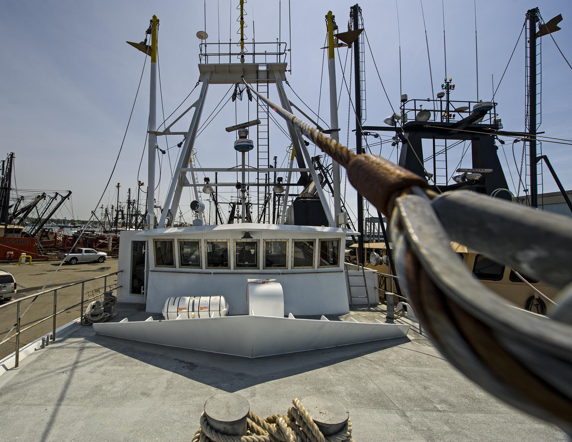 Norseman Scalloper Nordic Fisheries Mark Medeiros