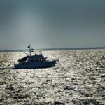 Trawler off of Martha's Vineyard