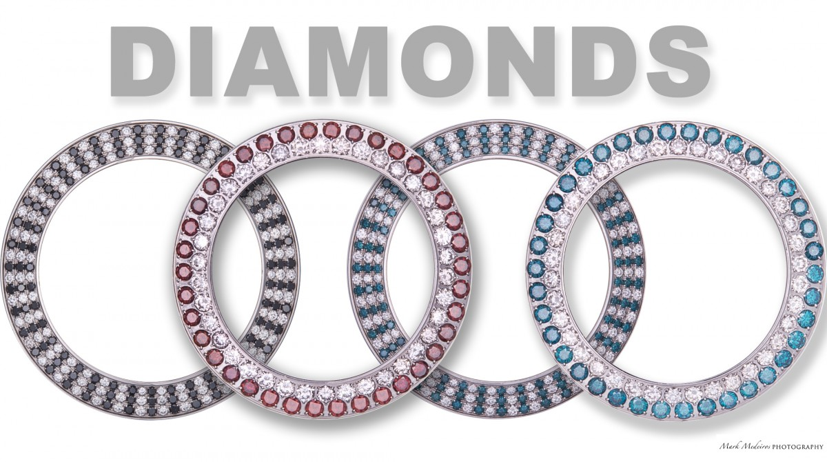 Photographing Diamonds how to