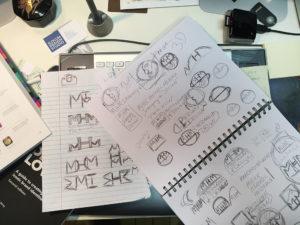 Designing a brand 3 steps